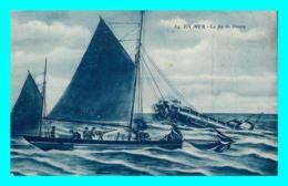A849 / 371  En Mer Le Fin Du Pirate - Bateaux