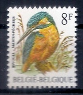 BELGIE * Buzin * Nr 2240 * Postfris Xx * WIT  PAPIER - 1985-.. Birds (Buzin)
