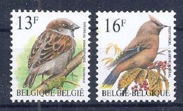 BELGIE * Buzin * Nr 2533/34 * Postfris Xx * - 1985-.. Birds (Buzin)