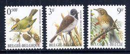 BELGIE * Buzin * Nr 2424/26 * Postfris Xx * - 1985-.. Pájaros (Buzin)