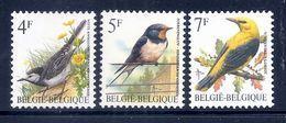 BELGIE * Buzin * Nr 2474/76 * Postfris Xx * - 1985-.. Pájaros (Buzin)