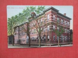 Public School No. 5  Paterson     New Jersey  >  Ref 4139 - Paterson