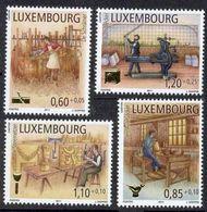 2011Luxembourg1919-1922Handicraft Industry8,50 € - Nuevos