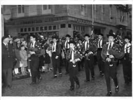 ILLE ET VILAINE  35  SAINT MALO - PARDON DES TERRE - NEUVAS - FEVRIER 1958 - CERCLE CELTIQUE DE DINARD, LE BAGAD - PHOTO - Saint Malo