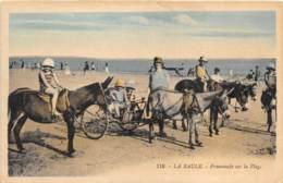 LOIRE ATLANTIQUE  44  LA BAULE - PROMENADE SUR LA PLAGE - ANES - La Baule-Escoublac