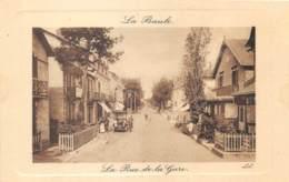 LOIRE ATLANTIQUE  44  LA BAULE - LA RUE DE LA GARE - La Baule-Escoublac