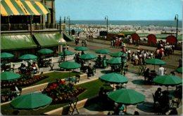 New Jersey Atlantic City Dennis Hotel Terrace - Atlantic City