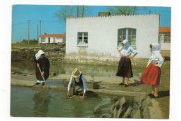 85 - SUD-VENDÉEN - Jeunes Femmes Au Travail, En Quichenotte - 1988 (I10) - Frankreich