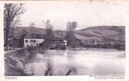 89 - Yonne -  Chablis - Le Moulin Et Les Coteaux - Chablis