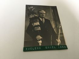 AL - 12 - BUELENS Emiel 1952 - Tir à L'Arc