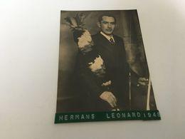 AL - 12 - HERMANS Leonard 1948 - Tir à L'Arc