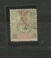 84 Timbre Surchargé  Ou 84a  Difficile à Voir (clasyveroug21) - Used Stamps