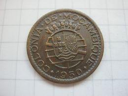 Mozambique , 20 Centavos 1950 - Mozambique