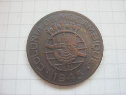 Mozambique , 1 Escudo 1945 - Mozambique