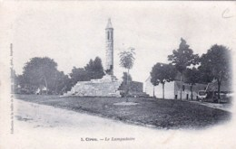 36 - Indre - Ciron  - Le Lampadaire - France