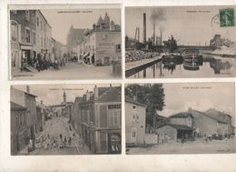 Lot De 267 CPA DE LA MEUTHE ET MOSELLE      54 - 100 - 499 Postkaarten