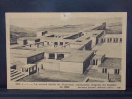 145 EUROPE . LE SECOND PALAIS DE PHAESTOS RECONSTITUE D APRES LES FOUILLES DE 1909 - Grecia