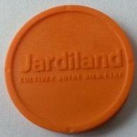 Jeton De Caddie - JARDILAND - Cultivez Votre Bien être - Biodégradable - En Plastique - - Jetons De Caddies