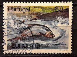 PORTUGAL : 1986-   N° 1667 Oblitéré - Gebruikt