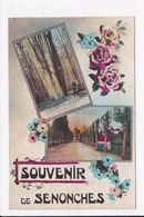 CP 28 SENONCHES Souvenir - France