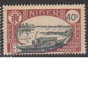 NIGER      N°  YVERT  :  39      NEUF AVEC CHARNIERES      ( CHARN  03/ 40 ) - Niger (1921-1944)