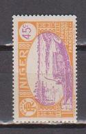 NIGER      N°  YVERT  :  40      NEUF AVEC CHARNIERES      ( CHARN  03/ 40 ) - Niger (1921-1944)