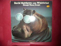 LP33 N°4722 - DAVID MATTHEWS WITH WHIRLWIND - SHOOGIE WANNA BOOGIE - JAZZ FUNK SOUL DISCO - Jazz