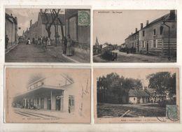 Lot De 157 CPA  De MARNE     51 - 5 - 99 Postkaarten