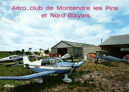 Aéro Club De Montendre Les Pins - Montendre