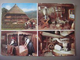Allemagne - Deutschland - Germany --- SchwarzwälderFreilichtmuseum Vogtsbauernhof Im GUTACHTAL ( Gutach ) Schwarzwald - Gutach (Schwarzwaldbahn)