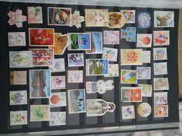 Album Timbre Du Japon - Stamps