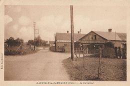 GAUVILLE La CAMPAGNE  Le Carrefour - Andere Gemeenten