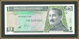 Guatemala 1 Quatzal 1998 P-99 UNC - Guatemala