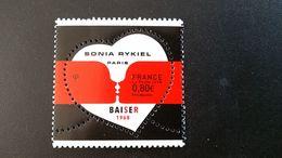France Timbre NEUF N° 5198 - Année 2018 -Saint-Valentin - Coeur Sonia RYKIEL - Unused Stamps