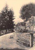 BVA  - A Chesières - Bex Villars Gryon   - Ligne De Chemin De Fer -Train - BCFe 2/4 53 B.G.V. - BGV - VD Vaud