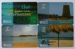 BAHRAIN - Remote Memory - BH1 & BH2 - 1st Print - VIP Set - Matched Controls - Mint - R - Bahrein