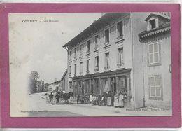88.- GOLBEY .- Café Hollard - Golbey