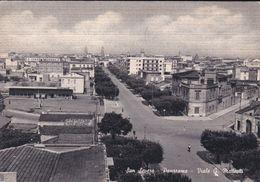 SAN SEVERO - FOGGIA - VIALE G.MATTEOTTI - PANORAMA - 1959 - San Severo
