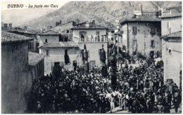 GUBBIO - La Festa Dei Ceri - Other Cities