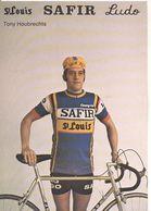 Cyclisme, Tony Houbrechts - Cyclisme