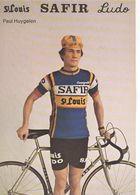 Cyclisme, Paul Huygelen - Cyclisme
