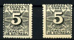 España Nº 592. Año 1931 - 1931-50 Nuevos & Fijasellos