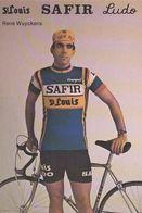 Cyclisme, René Wuyckens - Cyclisme