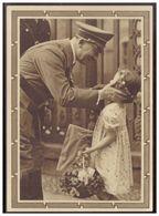 Dt.- Reich (008126) Propaganda Ganzsache P278/05 Adolf Hitler Mit Einzelkind, Ungebraucht - Germania