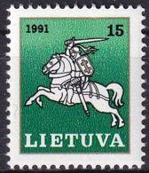 LITAUEN 1991 Mi-Nr. 473 ** MNH - Lithuania