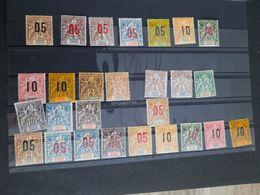 Colonie Française Oblitere - Stamps