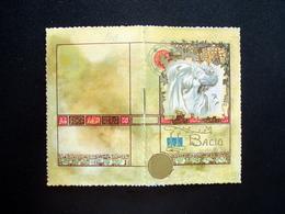 Calendarietto I Giovani Del Salone  Fussi 1928 Forlì Il Bacio - Kalender