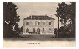 28 EURE ET LOIR - CLOYES La Gare, Pionnière - Cloyes-sur-le-Loir