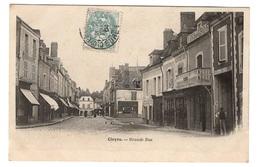 28 EURE ET LOIR - CLOYES Grande Rue, Pionnière - Cloyes-sur-le-Loir