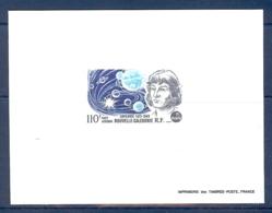 NOUVELLE CALEDONIE PA 298 COPERNIC ASTRONOME EN EPREUVE DE LUXE - Poste Aérienne